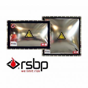 Оборудование для защиты от взрыва и пожара «RSBP»